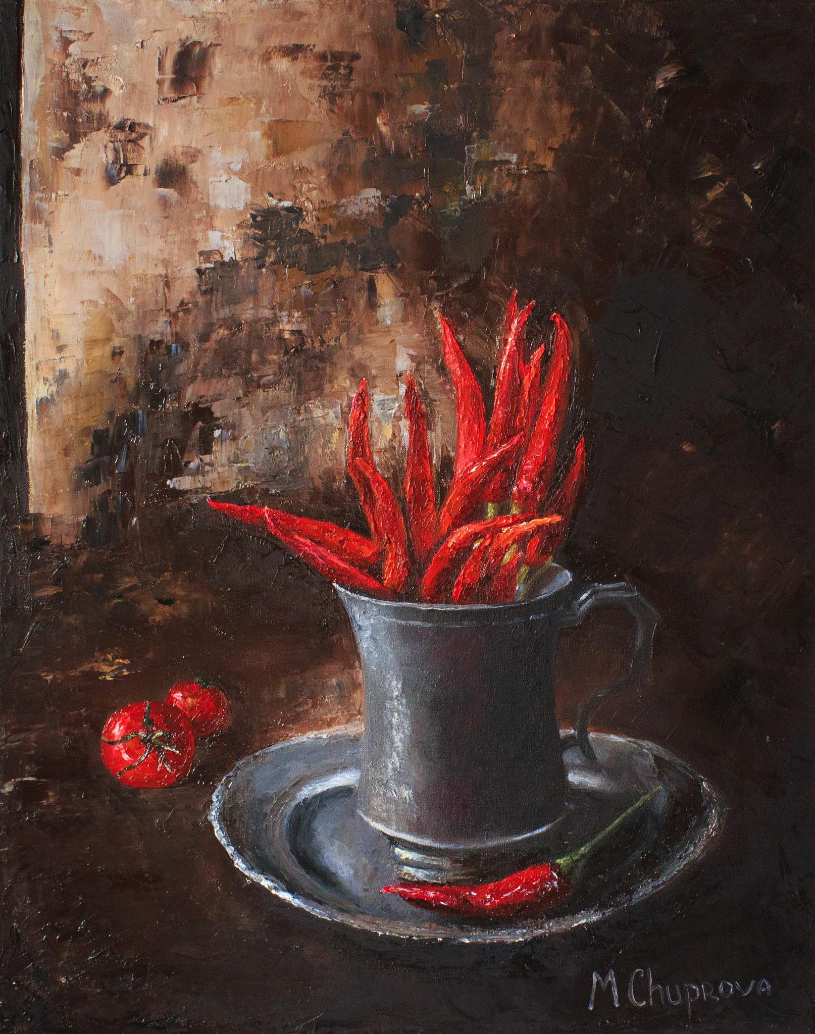 MargaritaCruzArt-Oil_painting-Still_life-tomatoes-red-pepper.jpg