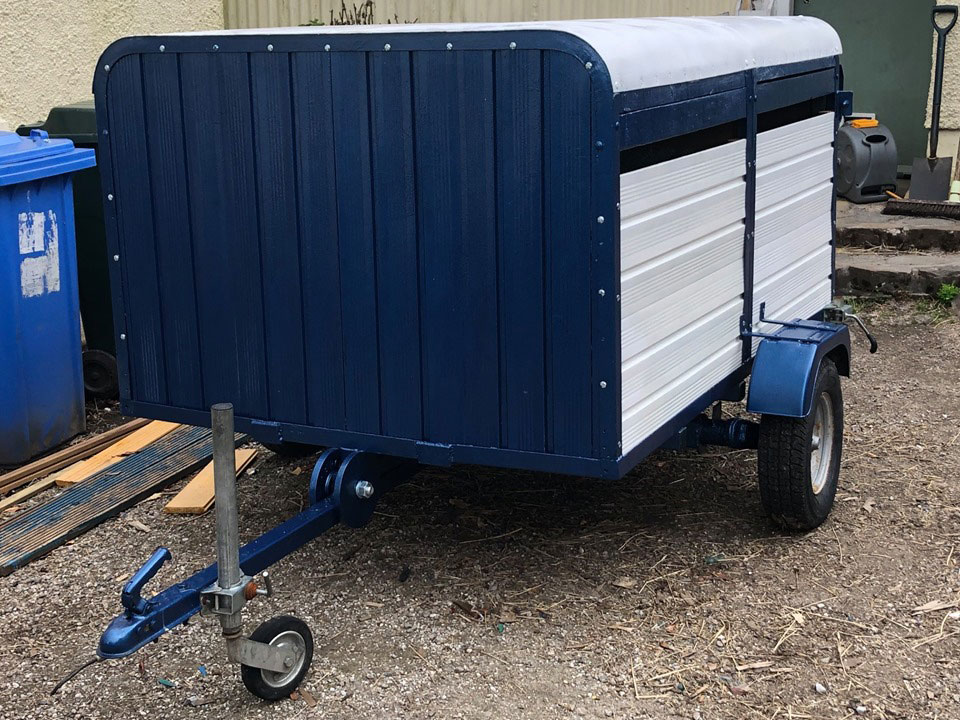 Sheep Trailer Mark Two