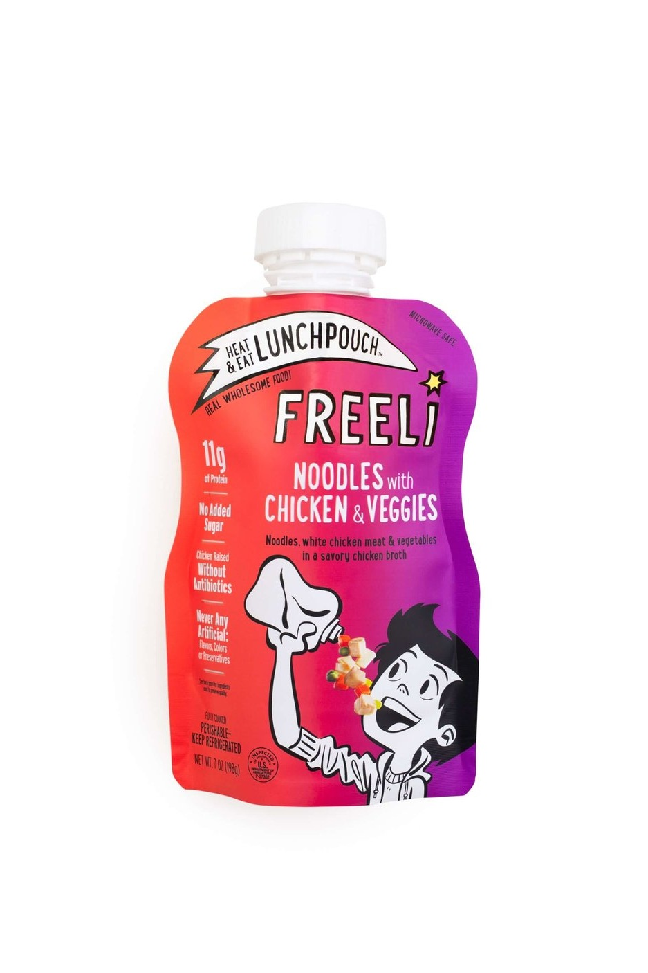 Freeli Foods | Lunchpouch | Noodles with chicken and veggies | Product.jpeg
