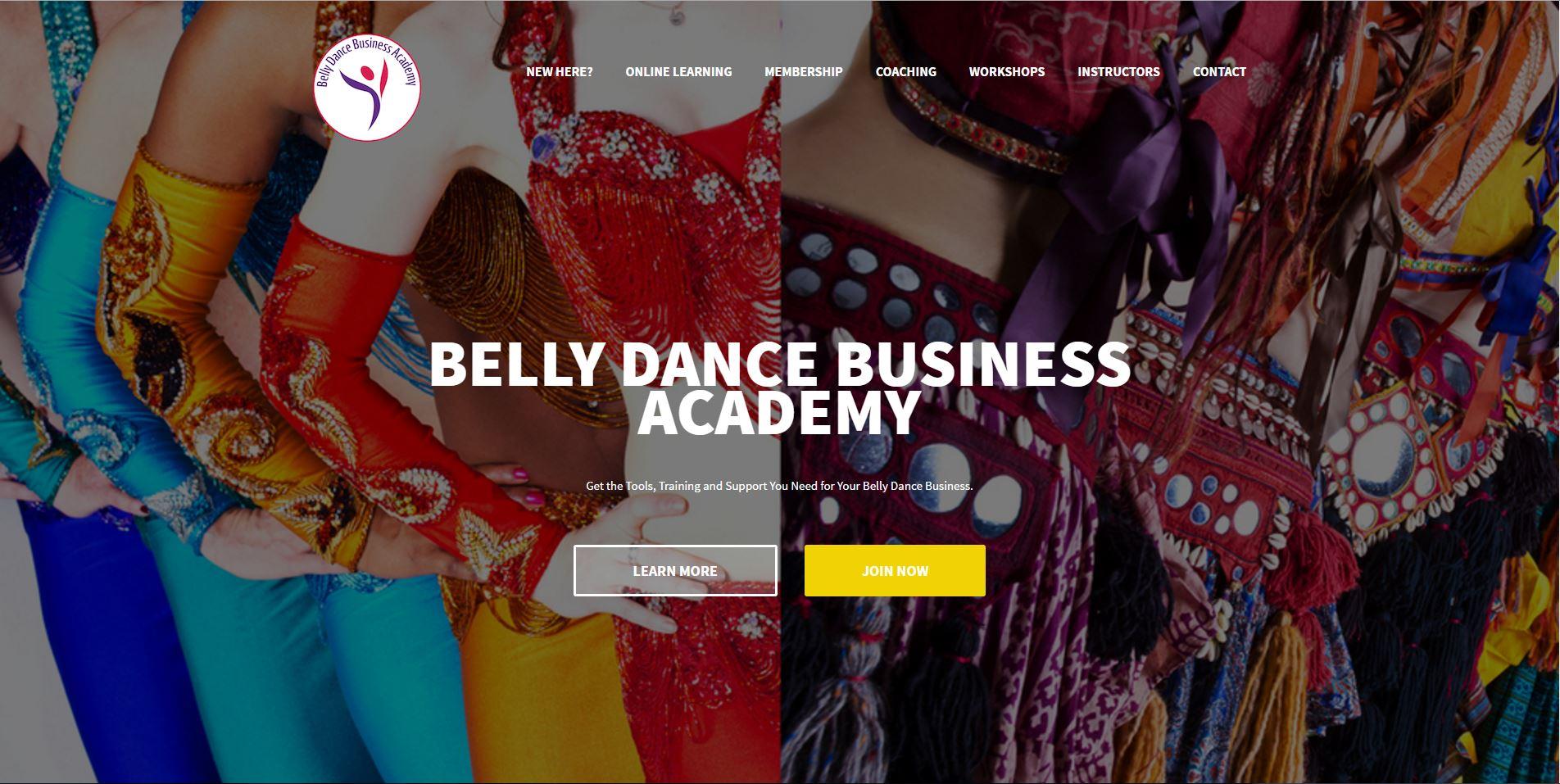 Belly Dance Business Academy