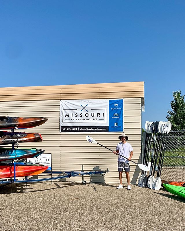 Tomorrow, Saturday (August 17) is the 2nd Annual River Float!!!!🥳Launching at 12pm from the Misty Waters Marina and finishing at the Broken Oar Bar. Come support a great cause dedicated to cleaning and preserving the Missouri River🏖P.S. We are offering FREE kayak transportation for people interested in joining this event😊give us a call to reserve your kayak! limited spots available 😮