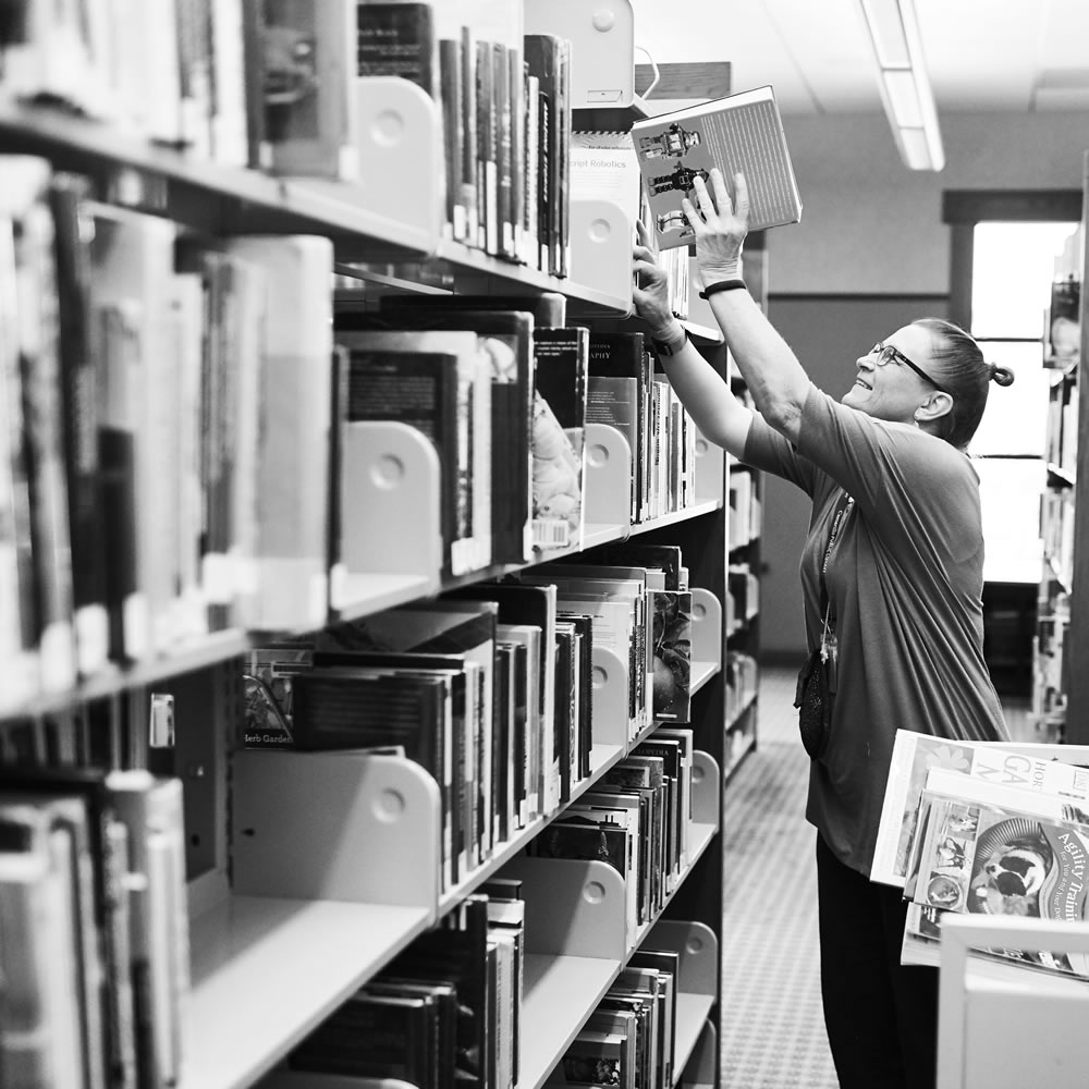 - Physical Inventory and WeedingCollections maintenance professionals – alone or in collaboration with library staff – simultaneously create a physical inventory of every item while identifying and physically weeding underperforming, out-of-date, damaged and worn materials. Library staff review and approve all materials to be weeded. Upon completion, a comprehensive report details the total number of items in the collection by collection code and total items weeded.Disposal of Weeded MaterialAll de-selected materials are boxed, marked and discarded in accordance with ethical and environmental standards and alignment with library staff direction.Removal of Catalog Records for Weeded MaterialsBibliographic and item records for discarded titles will be removed from the catalog to ensure that the catalog matches inventory.Replacement TitlesReceive a comprehensive report of titles that need to be replaced, as well as suggestions for new items that will broaden collection scope to improve circulation.