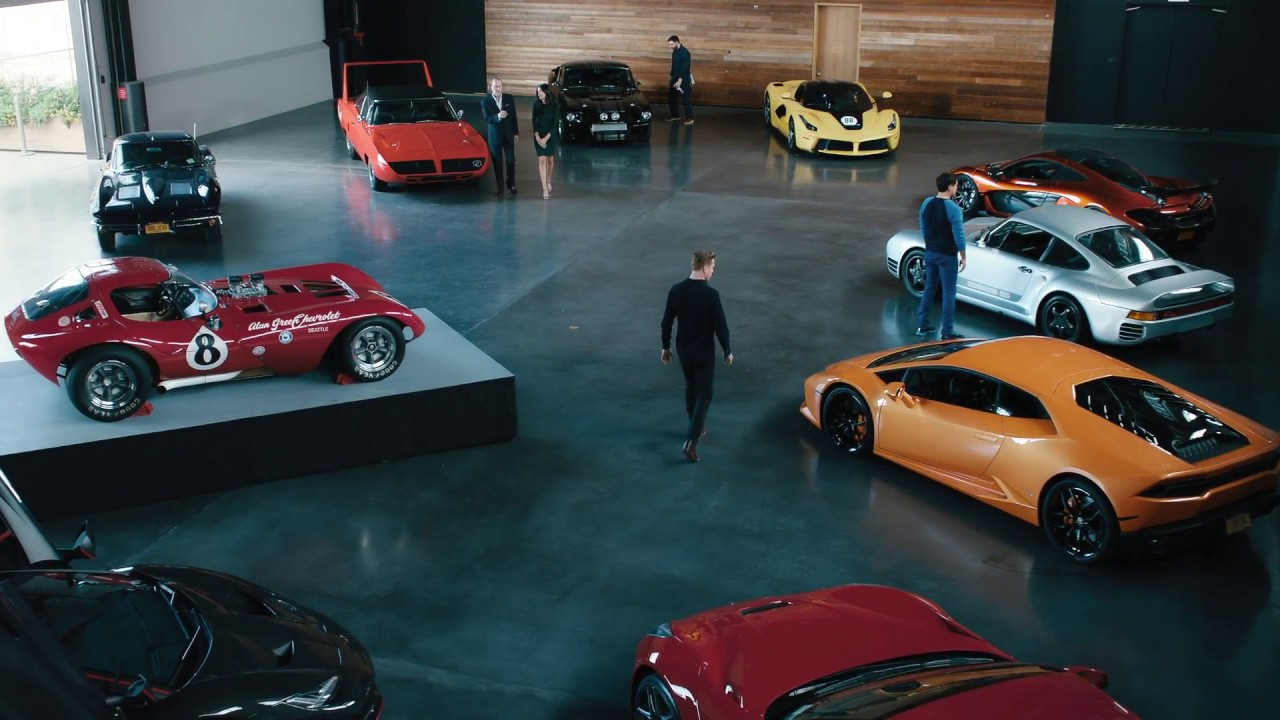 For Billions, we premiered the show in a luxury-car club in NYC—the same location where the show had previously shot scenes. -