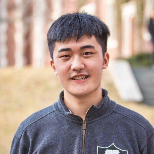 Allen Liu    Mid-Atlantic Regional Coordinator
