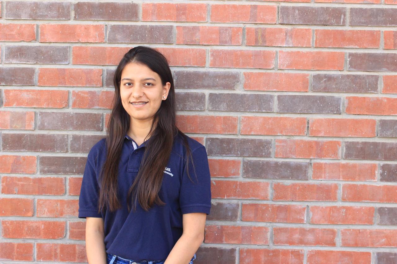 Khushii Arora    Northern India Regional Coordinator