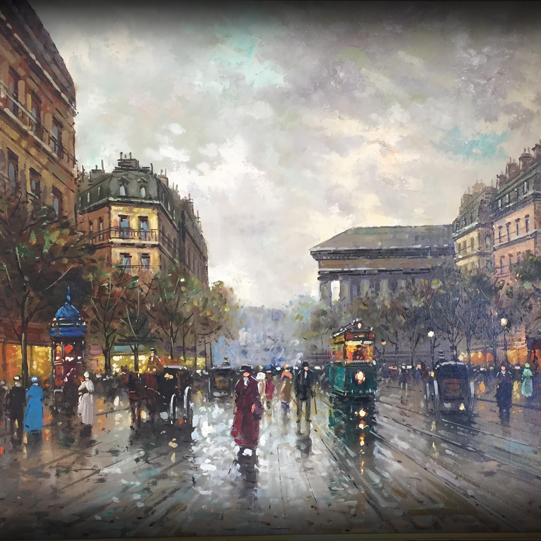 Fine Art - Antoine Blanchard