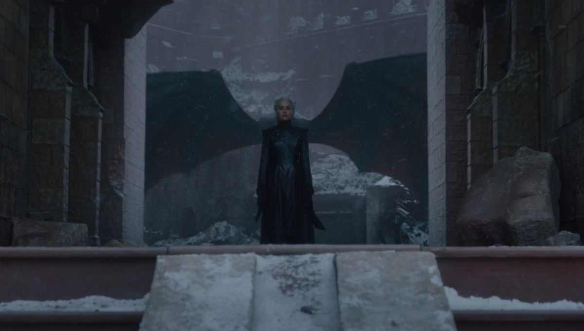 Game of Thrones Series Finale - The Pack Survives
