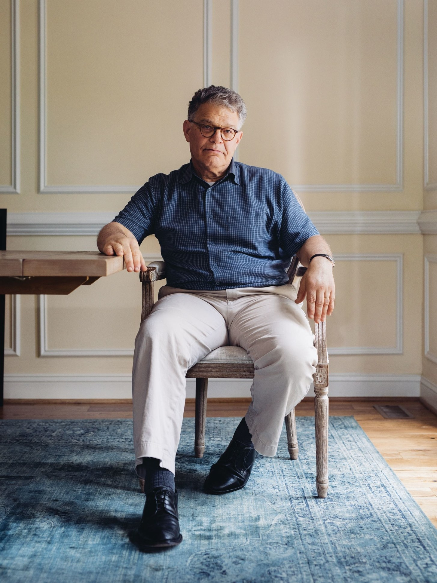 Al Franken - And the #MeToo Cautionary Tale