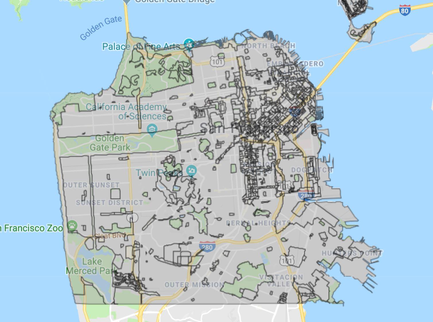 Image via Data.SFGov.Org