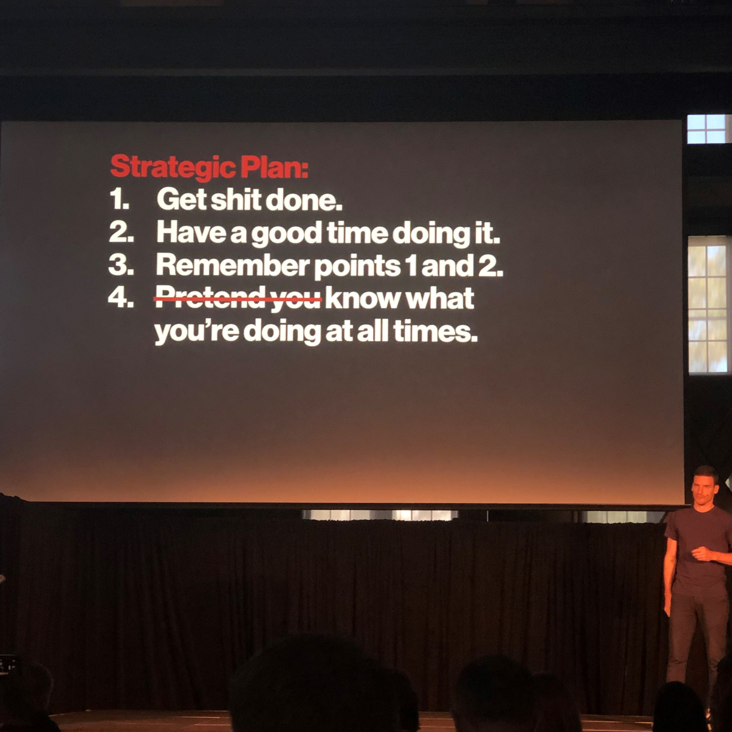 A fucking good presentation by one of the founders of  Good Fucking Design Advice , Jason Bacher.