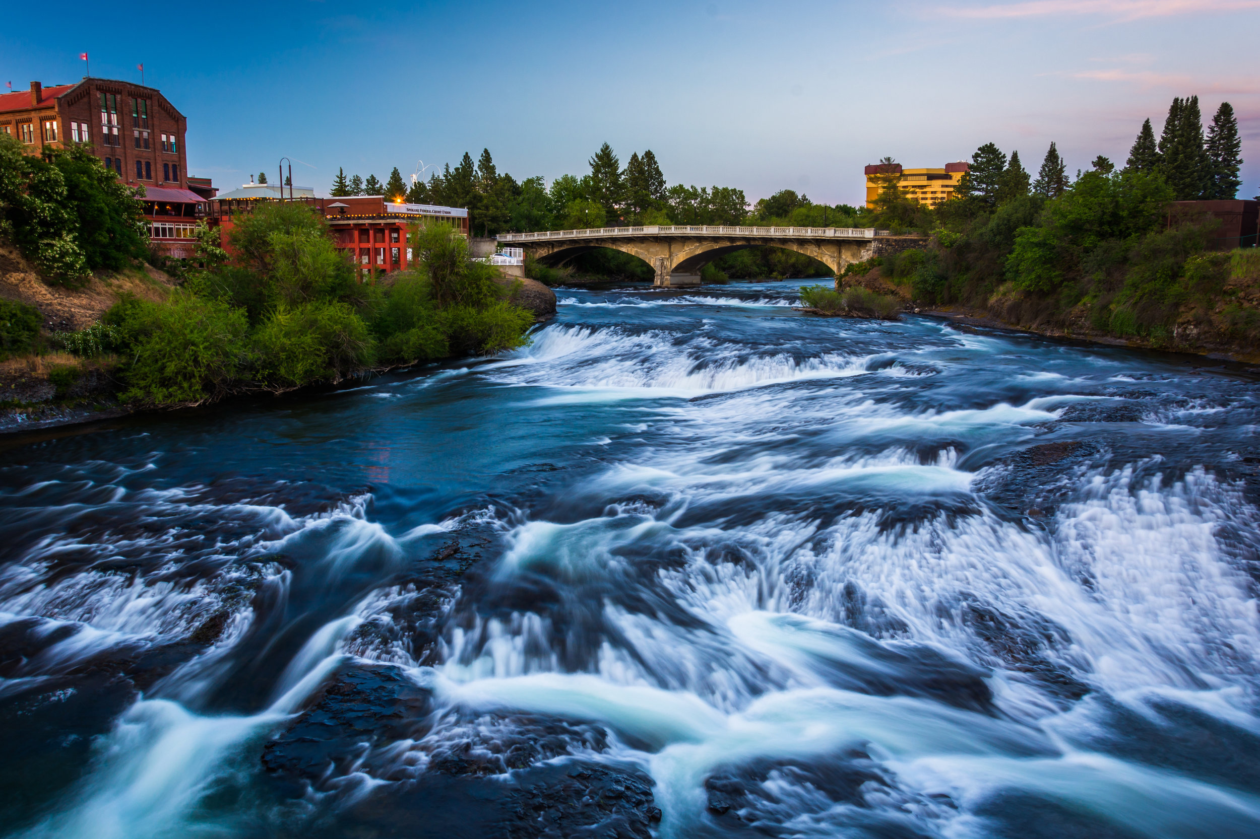 Rivers & watersheds -
