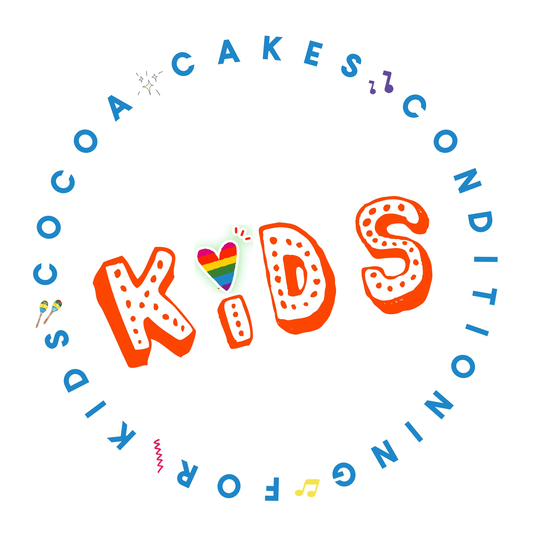 "Cocoa Cakes Conditioning 4 kids - Triple ""E"" Philosophy For All of Humanity ©"