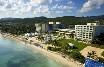 The Jamaica Hilton Rose Hall Resort and Spa