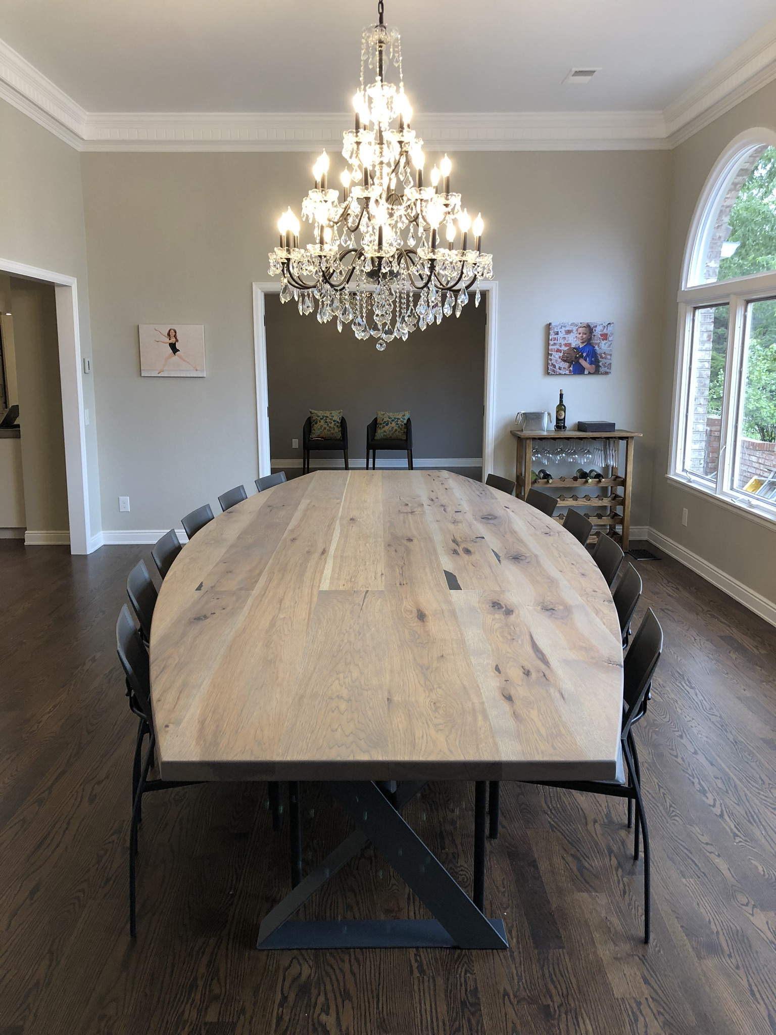 House of Alpine Rustic Hickory Conference Table.jpg