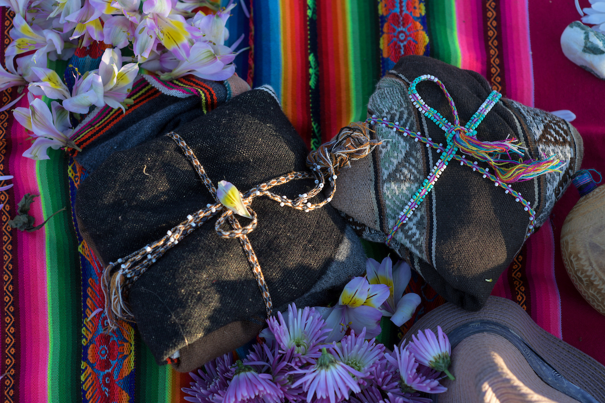 Sacred Space: land honoring, harmonizing and clearing
