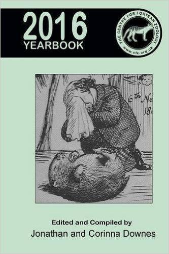 The CFZ Yearbook