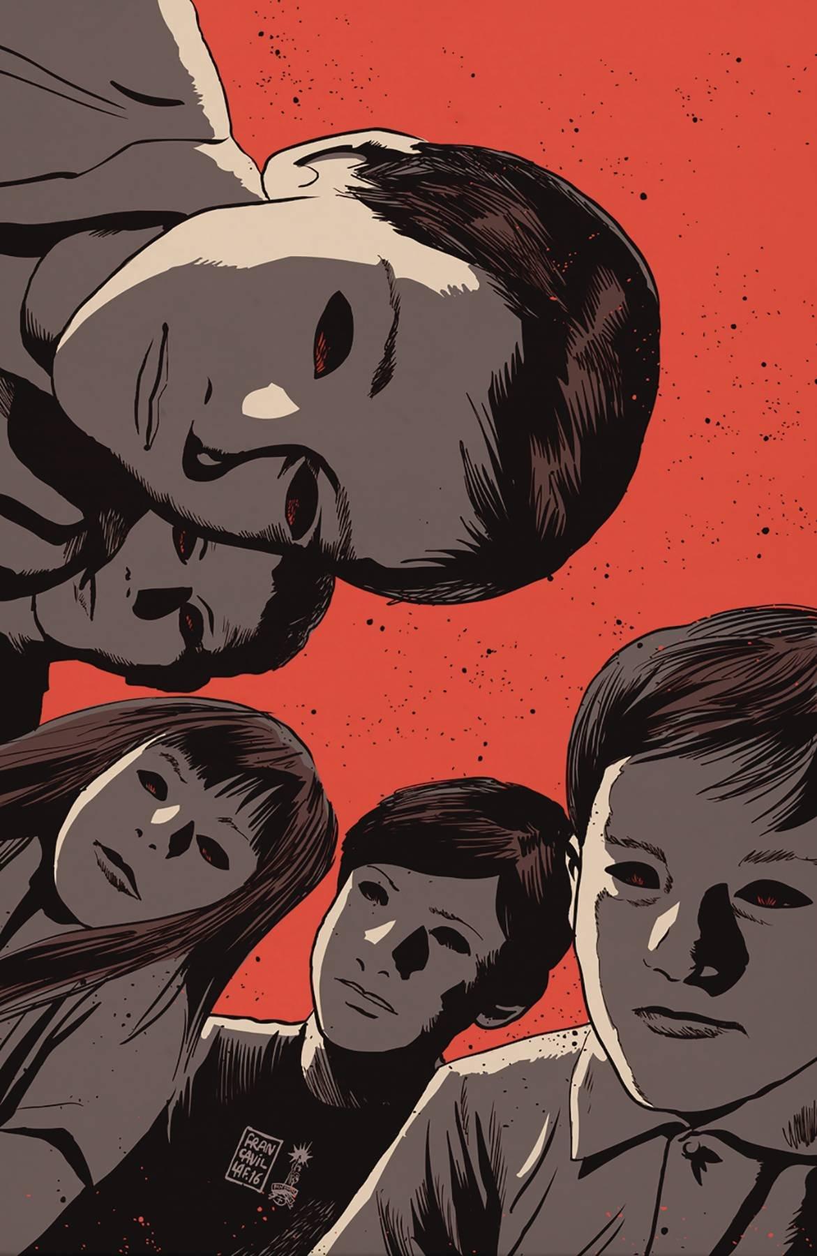 Black Eyed Kids: Past Lives