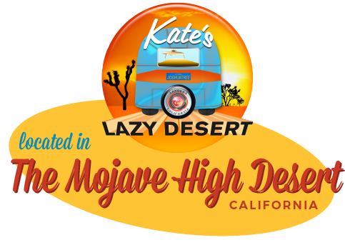 Kates Lazy Desert Mojave High Desert
