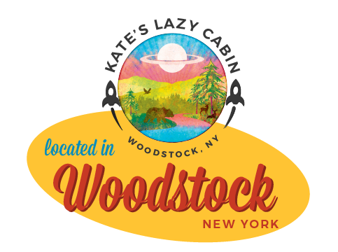 Kates Lazy Cabin Woodstock NY