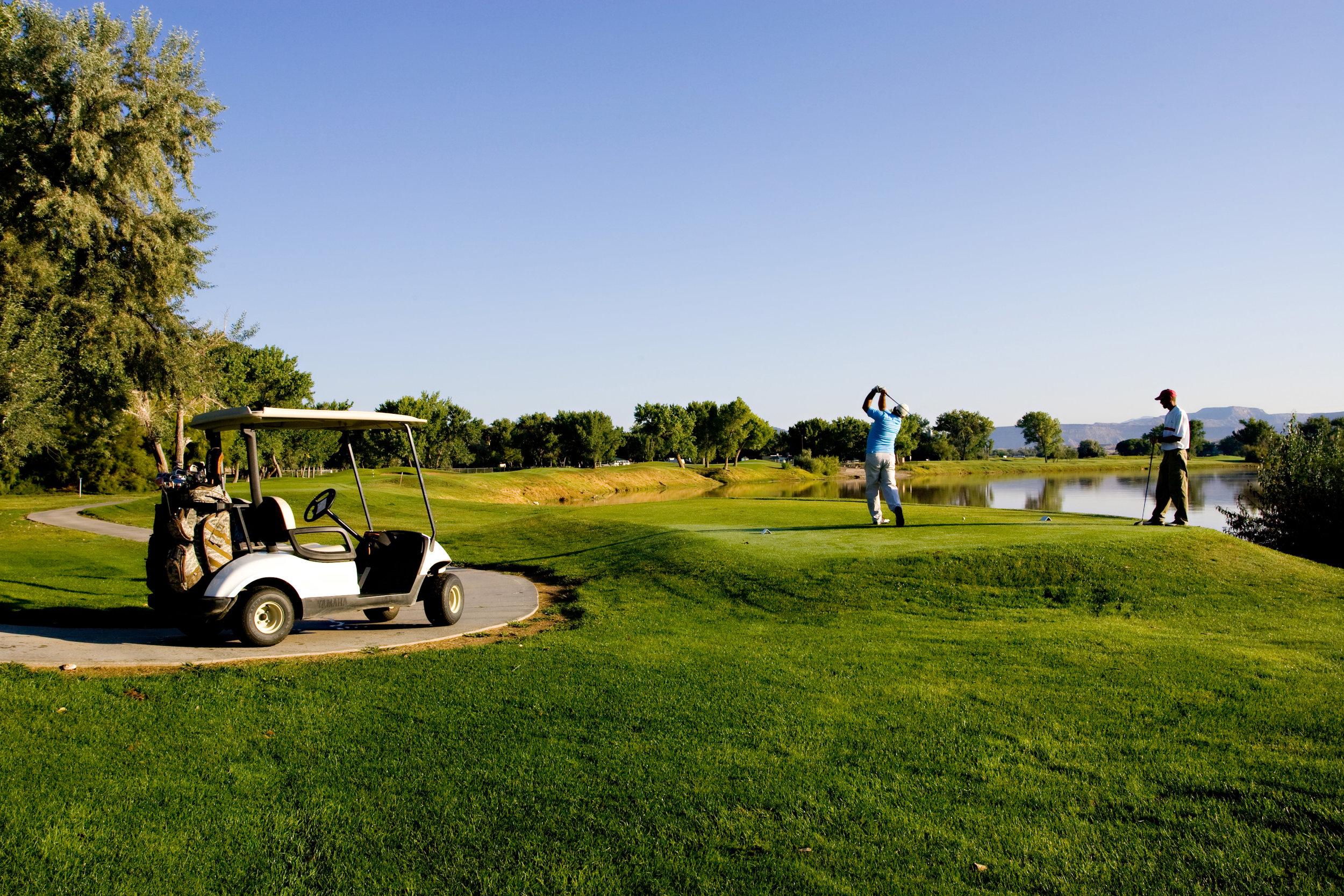 Green River Golf Course