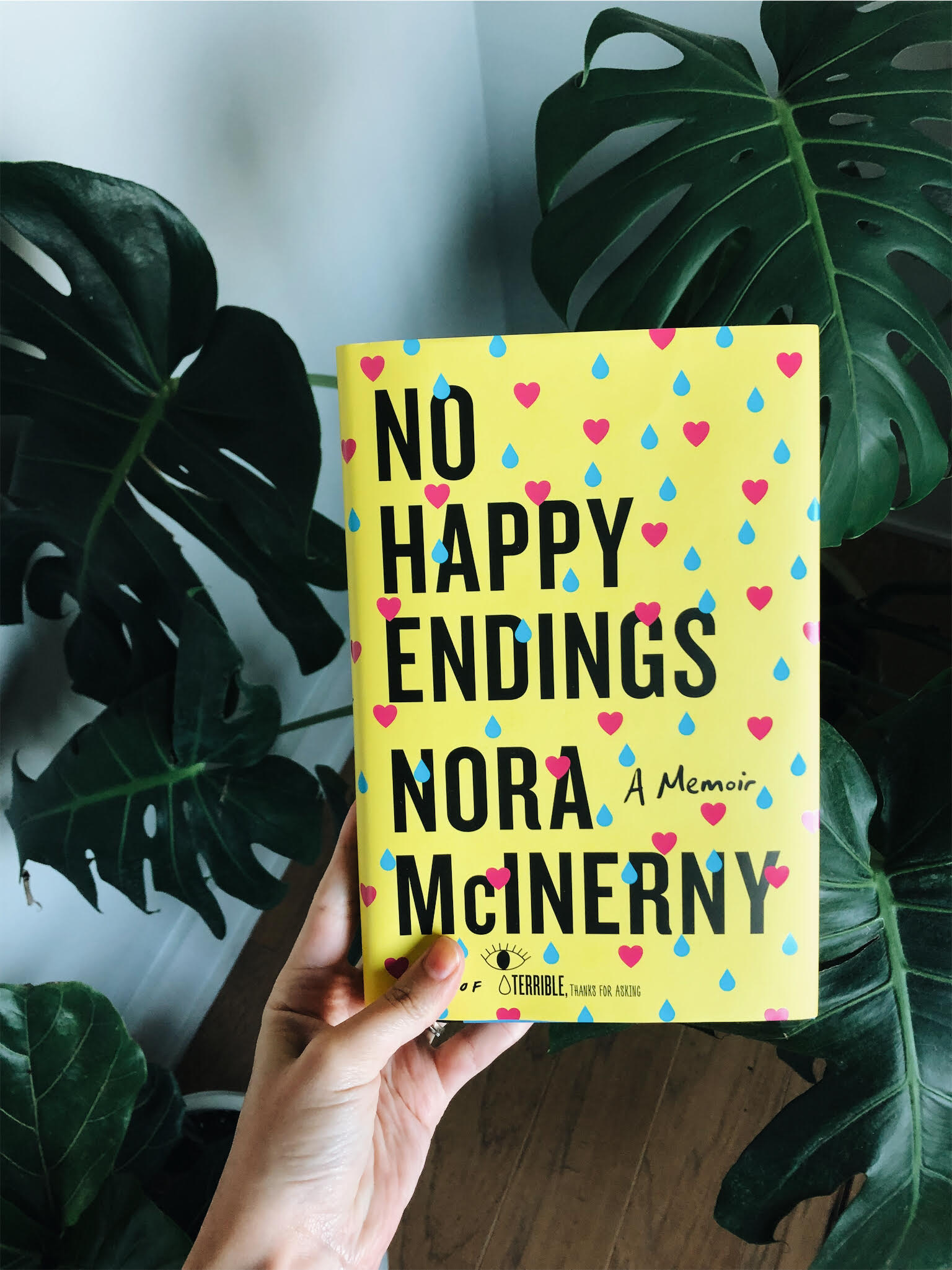 No Happy Endings by Nora McInerny -