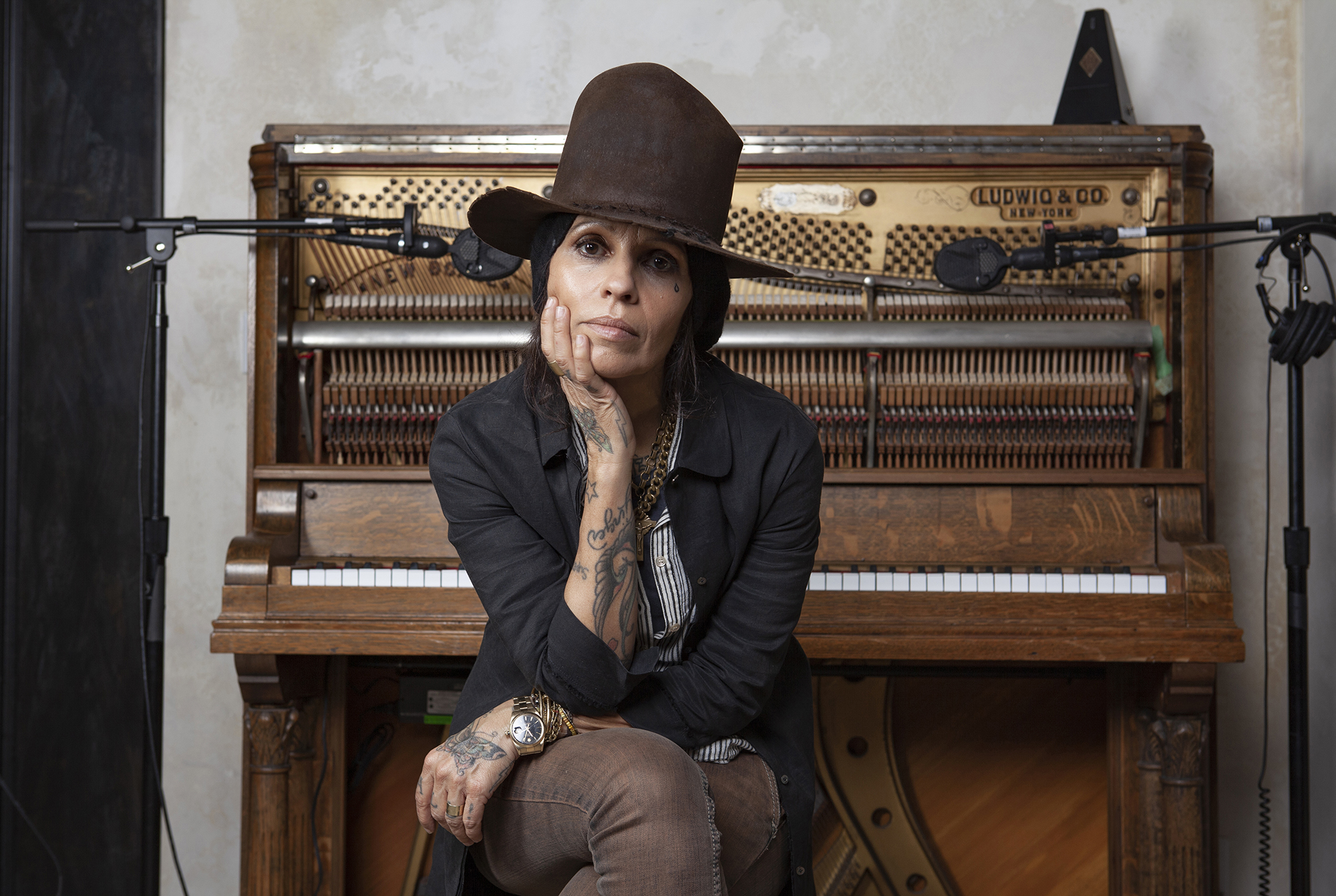 Linda Perry Headlines - Multi-Platinum producer and Grammy-nominated lead singer of 4 Non Blondes headlines the evening joined by rising star Willa Amai.
