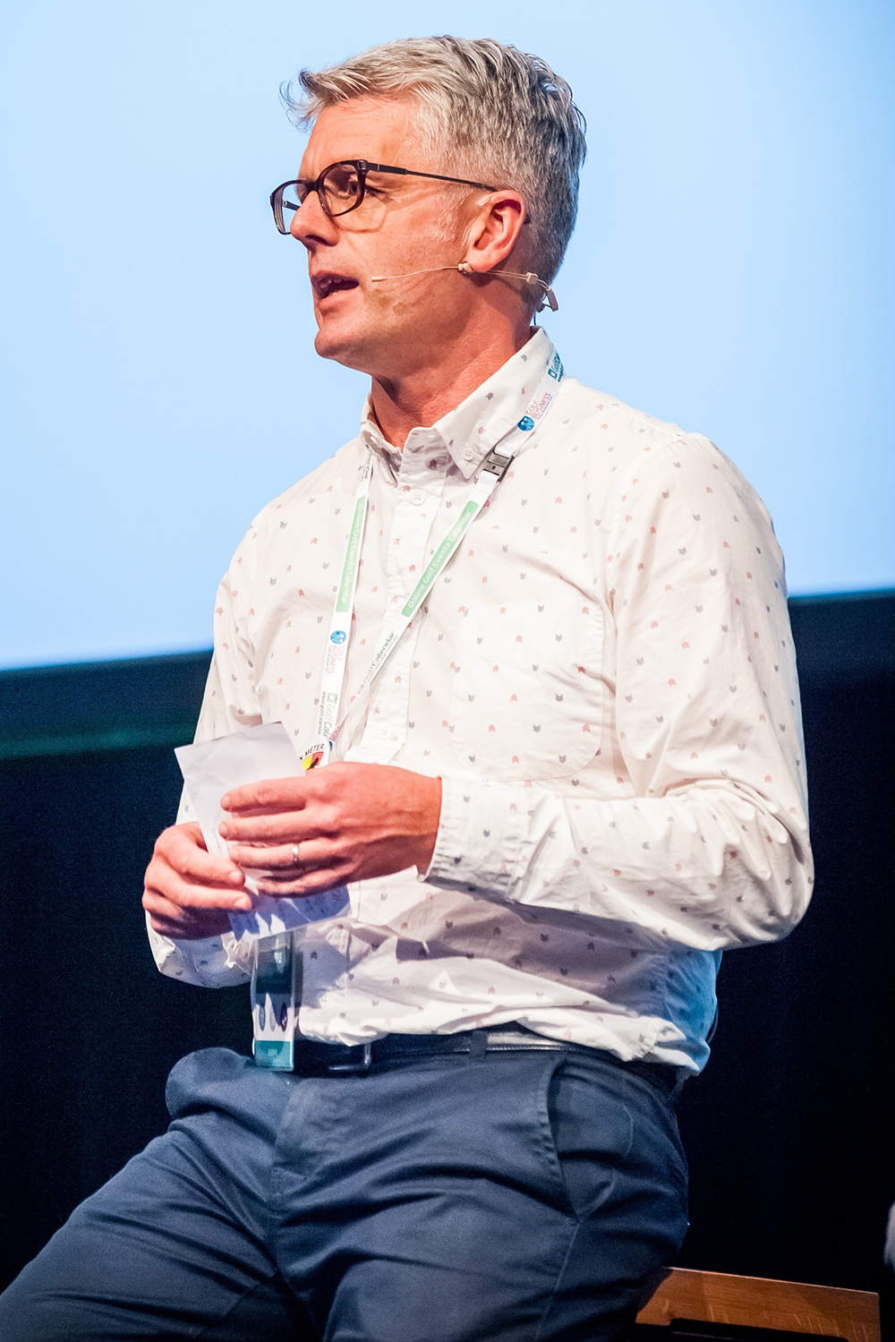 Guy Chapple, Founder and Director, WellPlayed.
