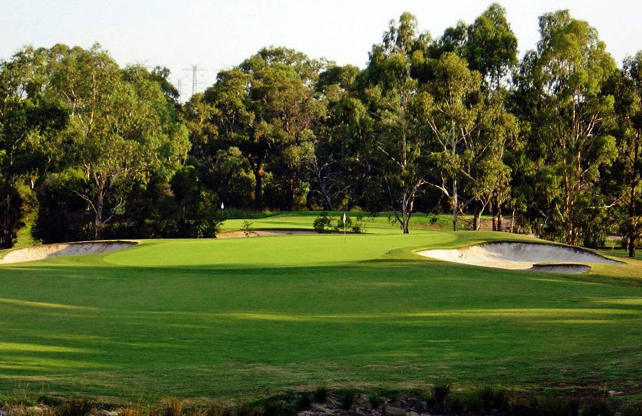 A new strategic direction for Morack Public Golf Course, Victoria. - Client - Whitehorse City Council