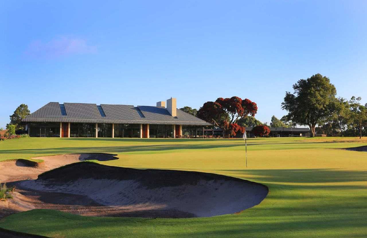 Engaging with one of the Melbourne Sandbelt's finest, Metropolitan - Client - Metropolitan Golf Club