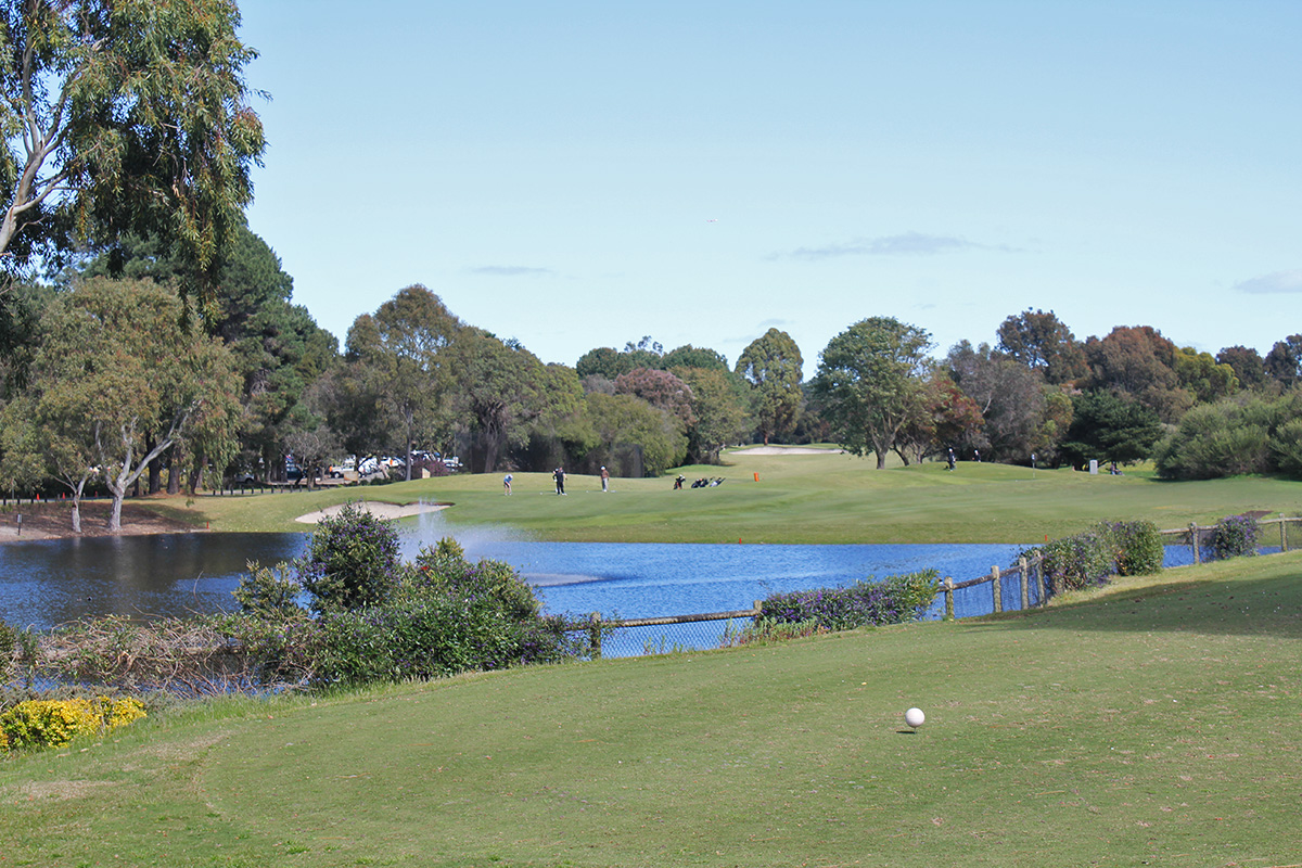 Strategic planning and tender management for Collier Park Golf Course. - Client - City of South Perth
