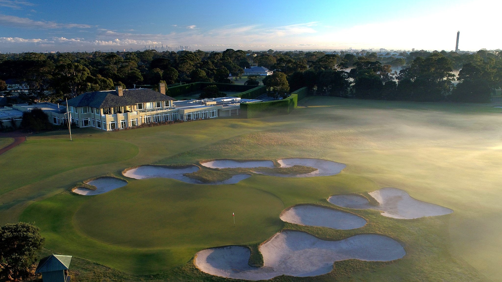 Helping Australia's best find a new General Manager. - Client - The Royal Melbourne Golf Club