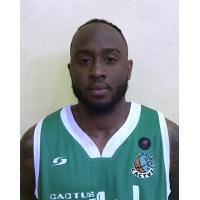Deondre Parks as a member of the BC Cactus Tbilisi.