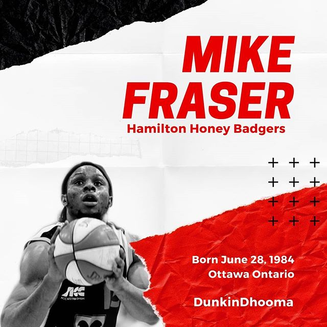 Born in Ottawa Ontario, Mike Fraser endured a path of professionalism at a young age. Growing up as a monster athlete, Fraser had a goal to one day become a professional athlete. Considering how talented he was in most major sports, he is mostly known for playing basketball. His commitment towards the game of basketball is something unique and inspiring due to how long he's managed to keep his professionalism in the game. Overall, Fraser is by far one of the most unique players the basketball world has ever seen. @bigmikewhph @cebleague @honeybadgers.cebl  Do you know who Mike Fraser is?  Stay tuned for more about the captain and starting forward for the @honeybadgers.cebl! • • • • #basketball #ball #ballislife #nbl #hamilton #ottawa #ontario #cebl #badgers #mike #fraser #sports #inspirationalquotes #biography #athlete #proffesional #facts #espn #tnt #cbc #cbcsports #news #ballnews #sportsnews #baller #hooper