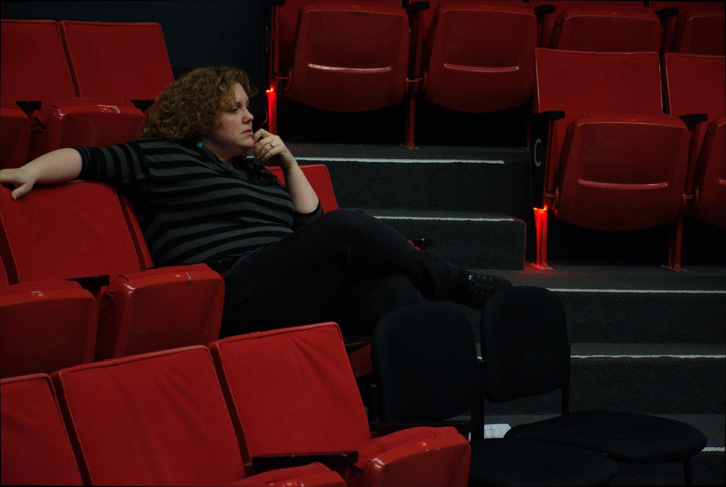 Director, Stephanie Roosa