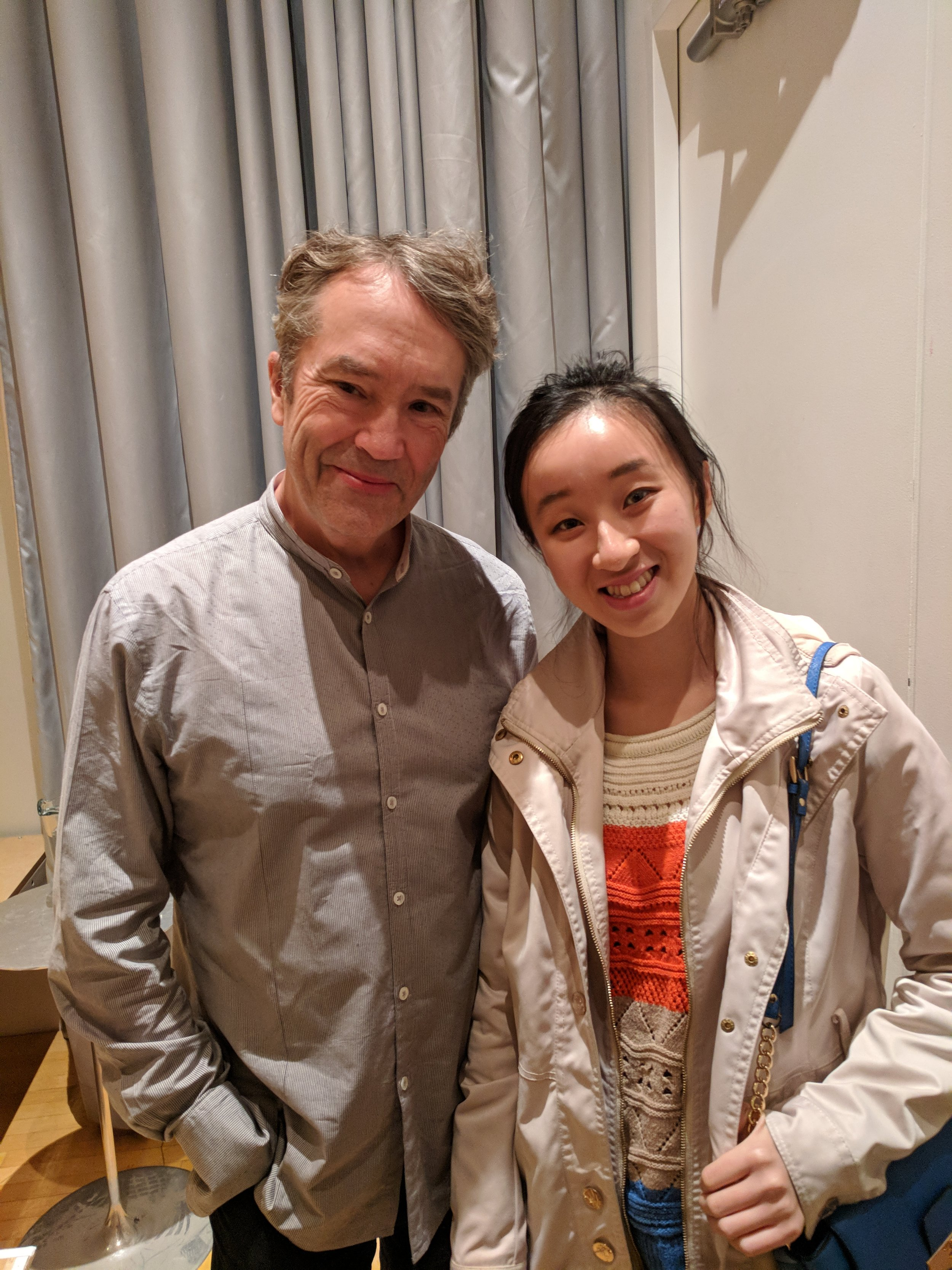 With Carter Burwell