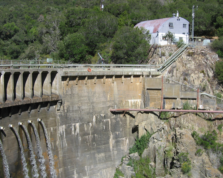 San Clemente Dam ©amwater
