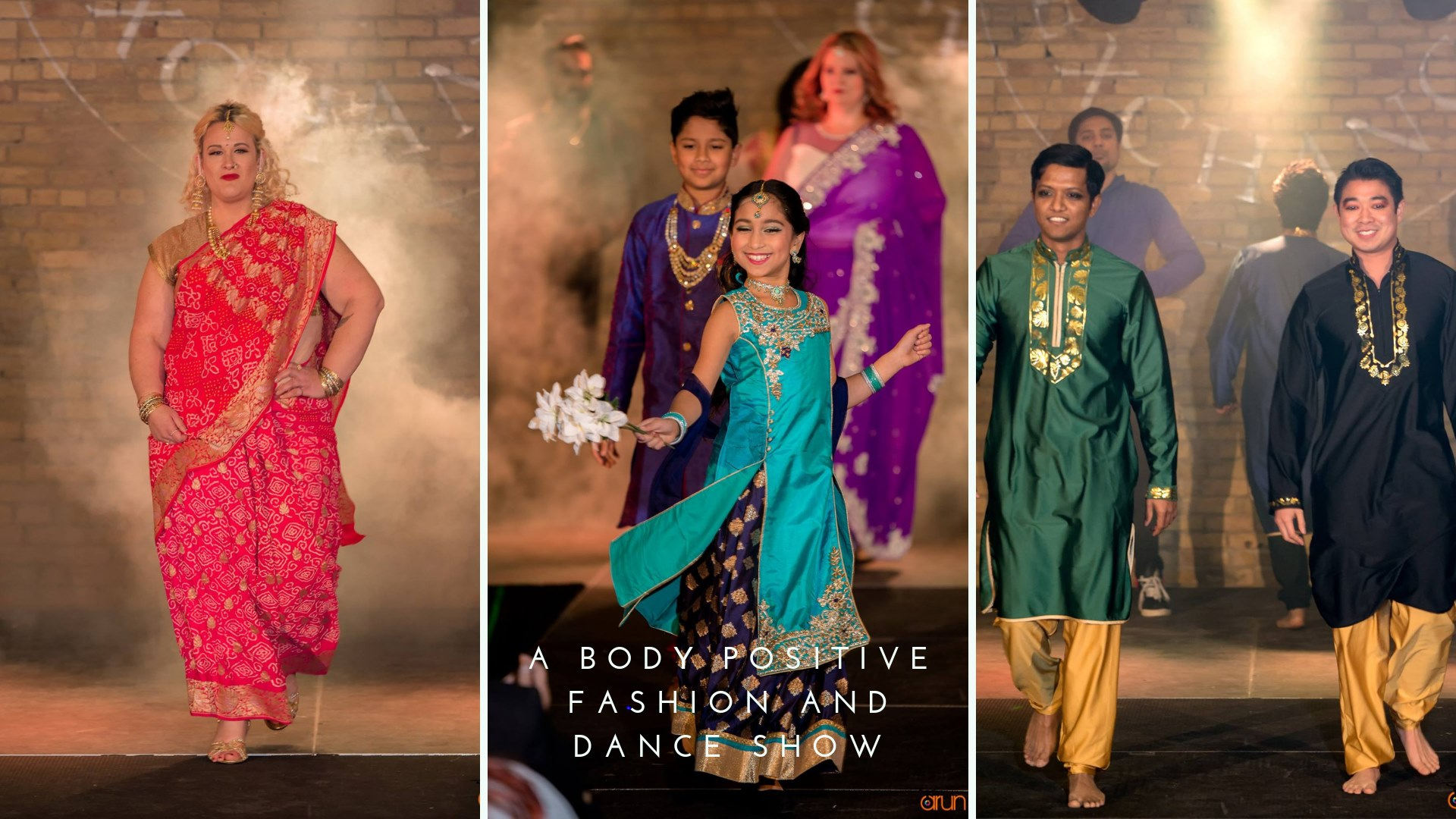 SLAY! - Don't miss our body-positive fashion and dance show, coming September 22nd!