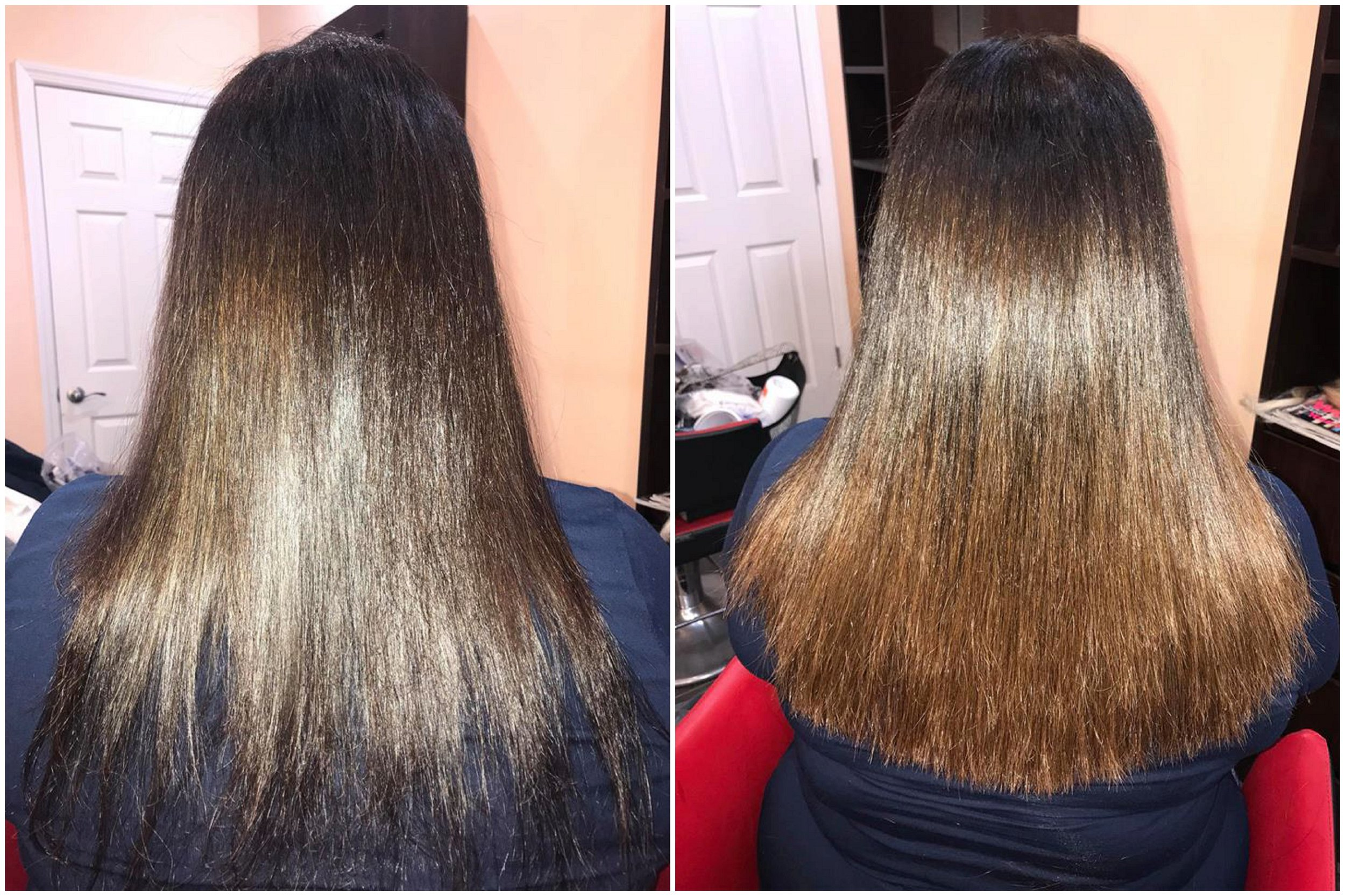 """Maria (Extensions) - """"Tiffany is absolutely the best!I highly recommend her...and when my friends use her they are so thankful that I shared my secret to amazing hair!"""""""
