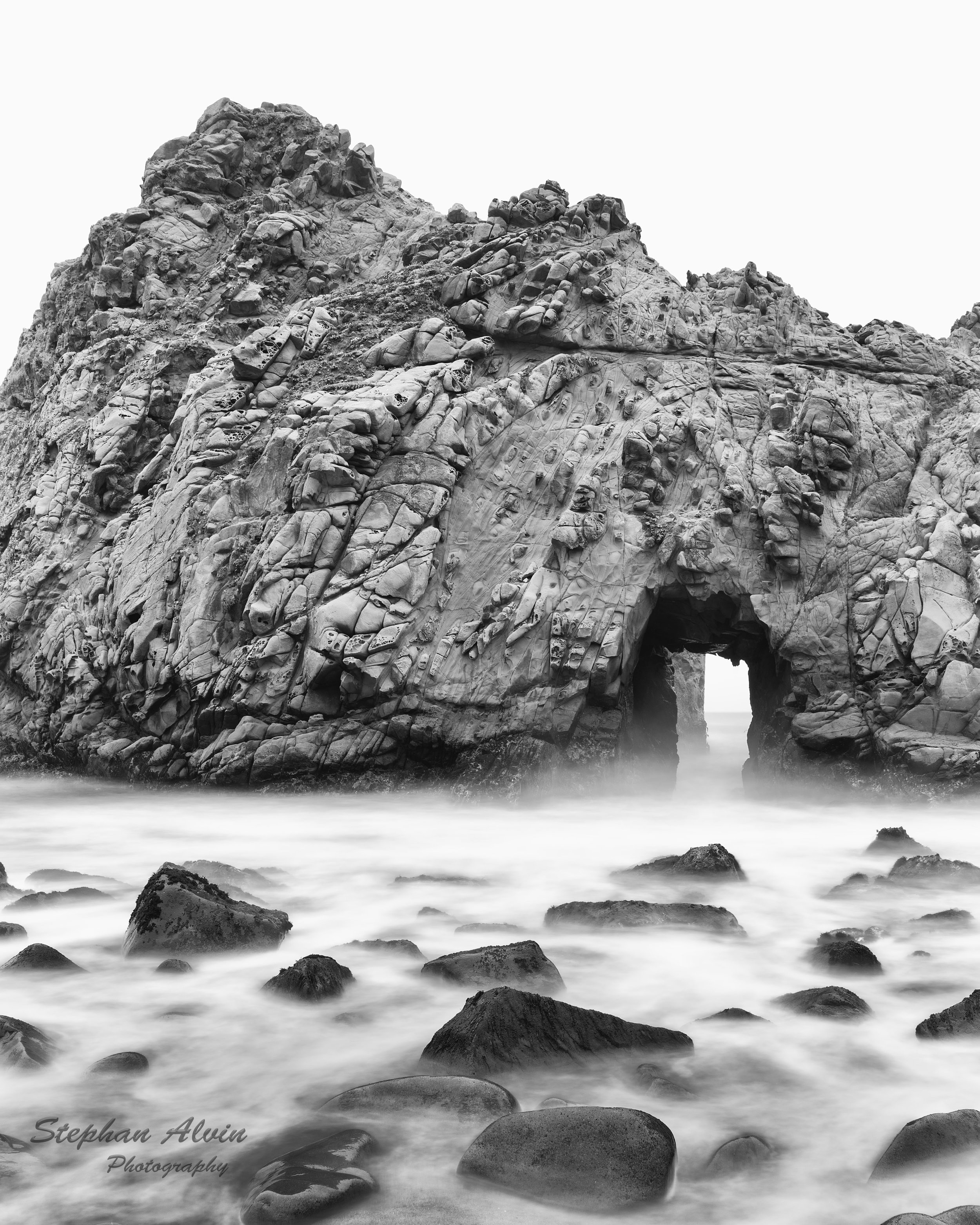 Pfeiffer Beach BW IG.jpg