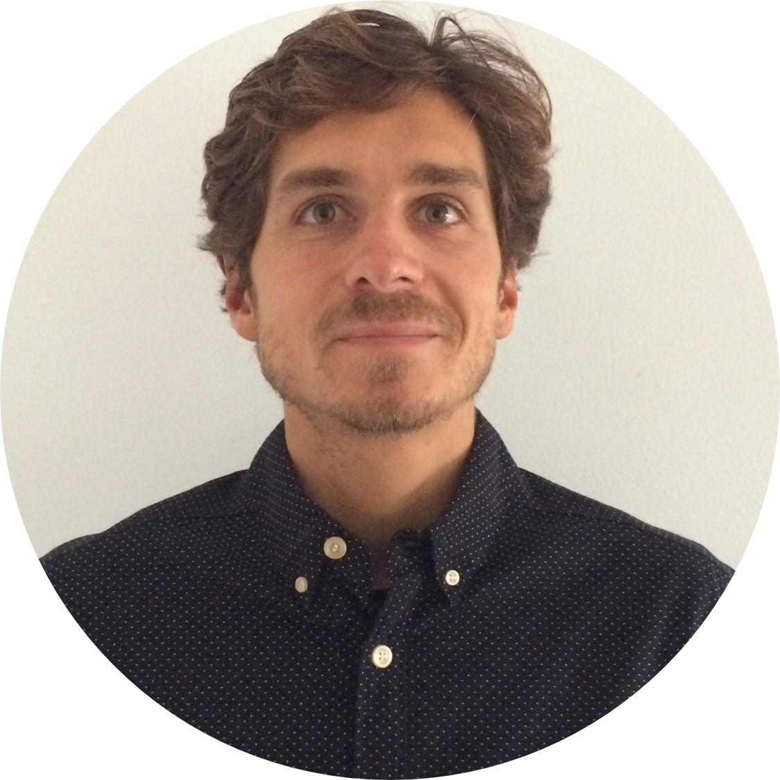 Simon Weppe - Oceanógrafo
