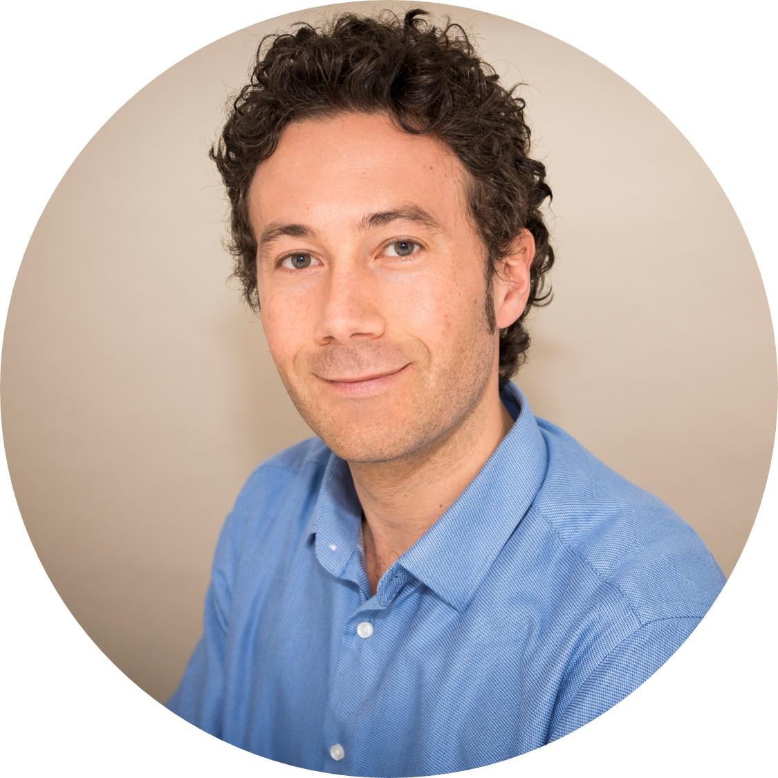 Dr Séverin Thiébaut - Oceanógrafo