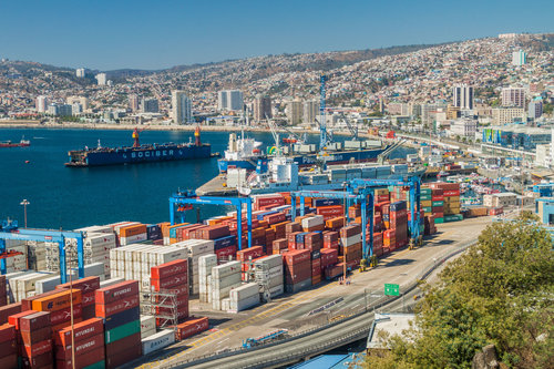 GOOD FORECASTS IMPROVE PORT SAFETY AND EFFICIENCY.