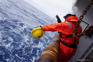 NZ Herald, 15 Feb 2019 # NZ scientists awed at buoys' 6500km, year-long journey