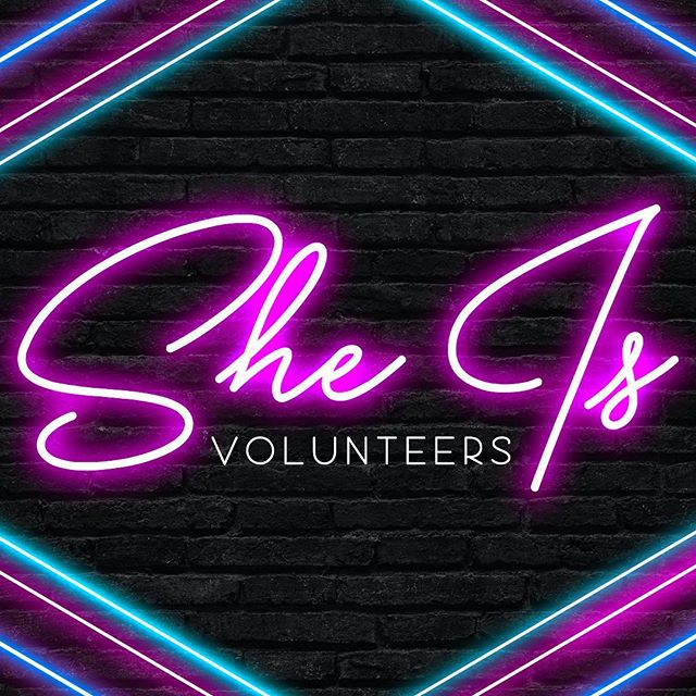 We need your help!  Sign up to volunteer for this incredible event by going to livelife.church.  Click on events and select SHE IS Volunteers.  You can choose to help at either the Cookeville North campus or the Sparta campus.  Follow the directions and you'll be all set!!