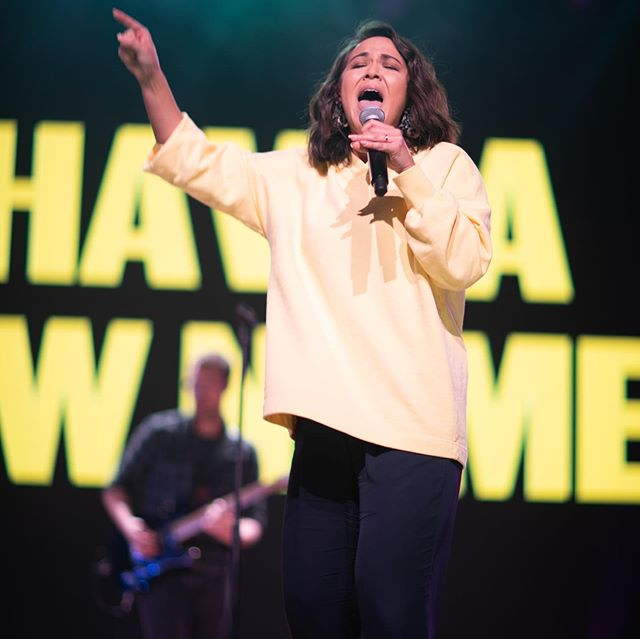 We had such an amazing Night One of SHEIS 2019 with @hosanna.wong at both @livelifeckvlnorth and @livelifesparta!! You can still join us tonight by watching the live stream using the link in our bio for only $5!