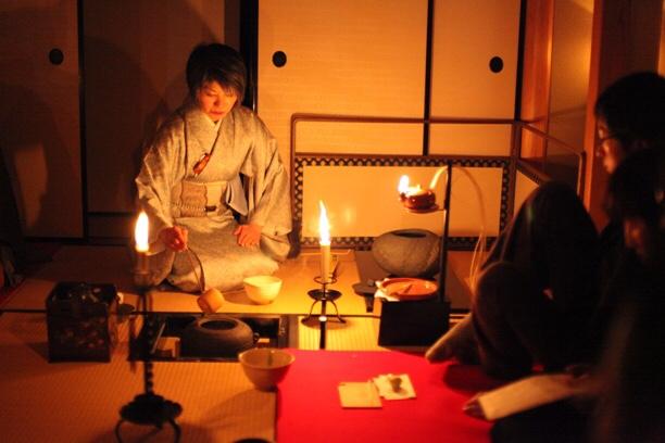 掛川現代アートプロジェクト 現代アート茶会