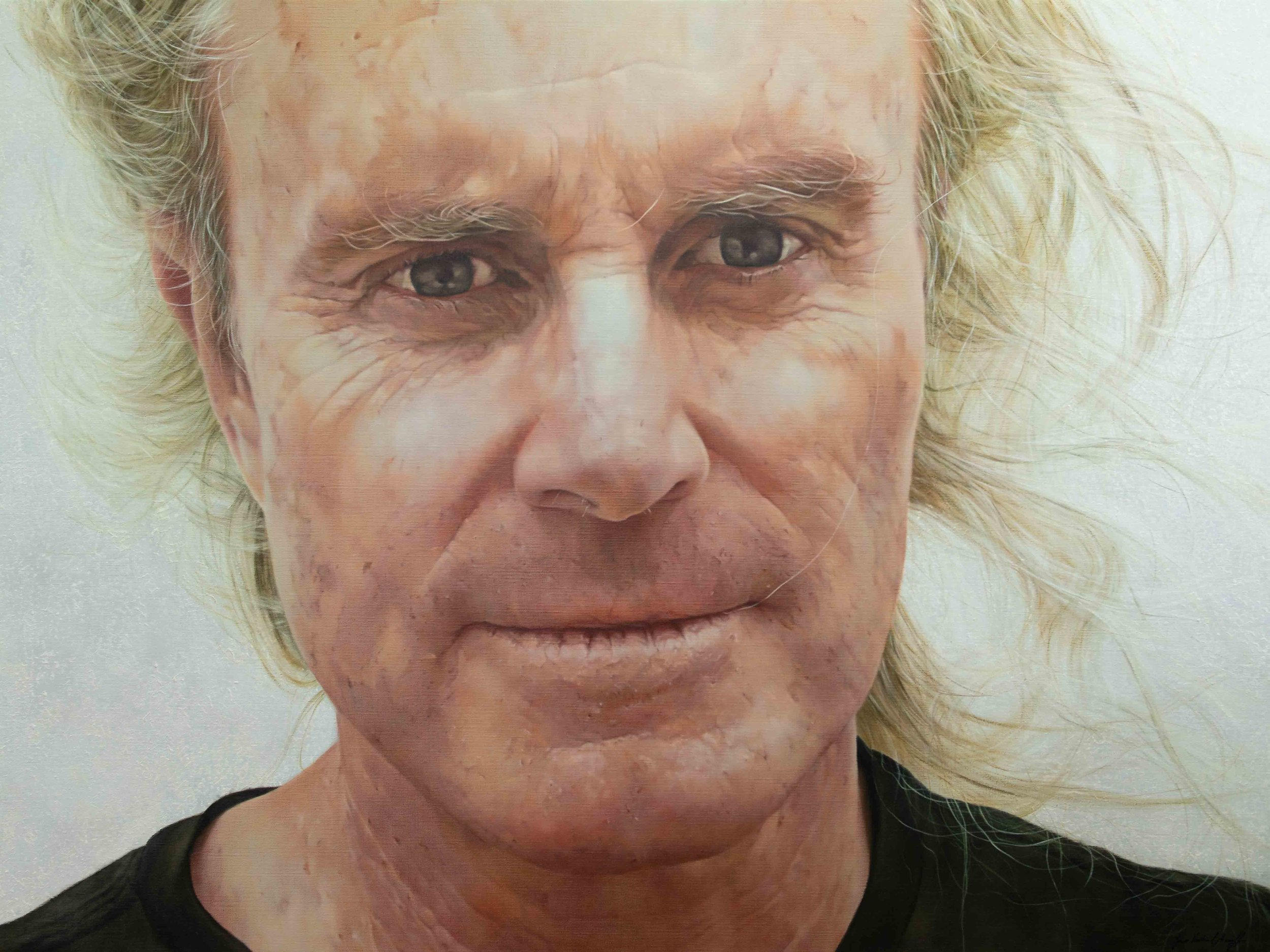 Matt Ottley, Oil, 152 x 112cm,  $12,000