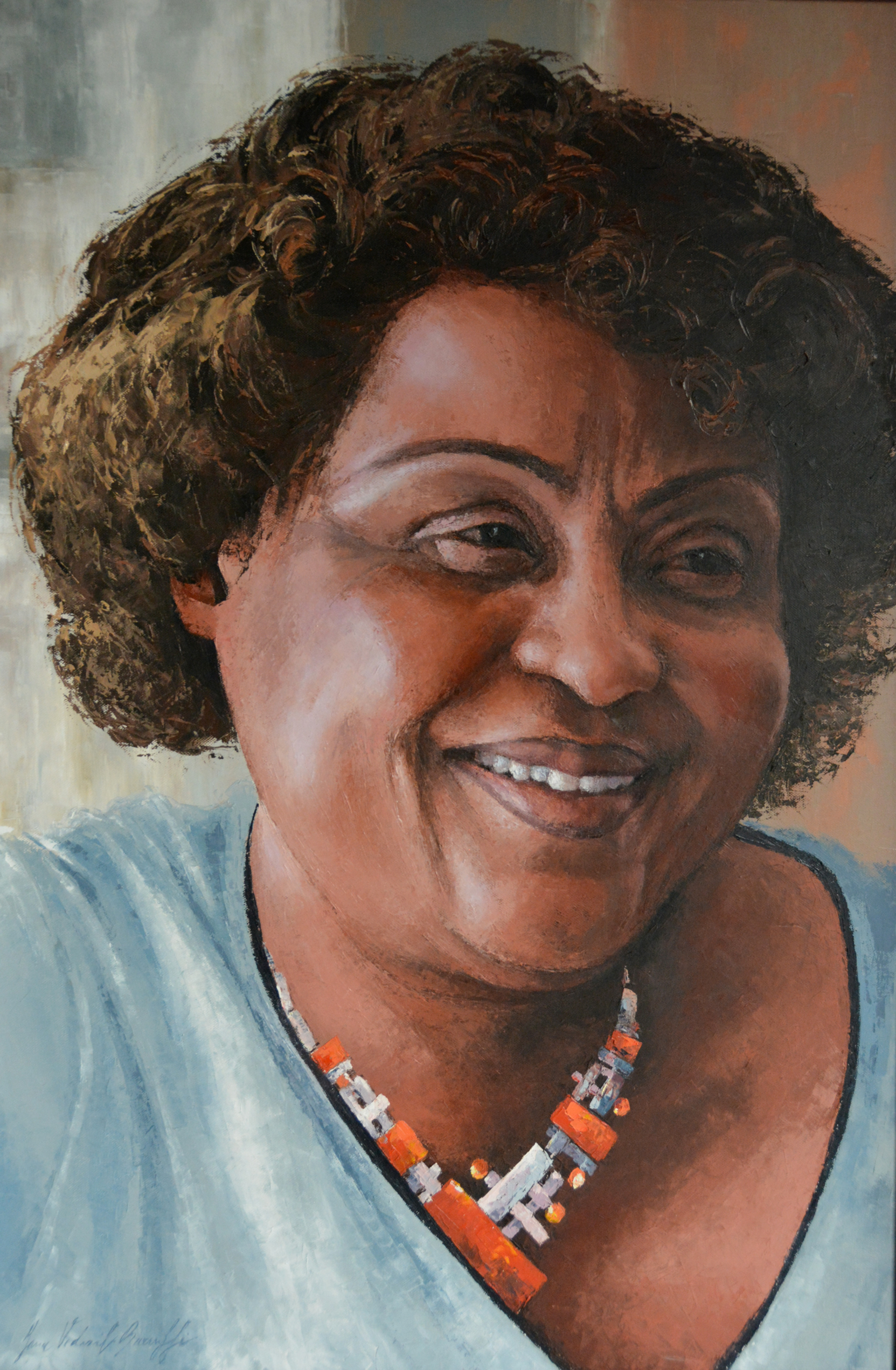 Lesley Emma Akora - Author and Refugee Advocate