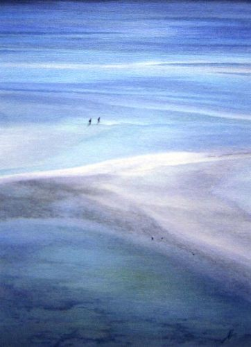 Hill Inlet I, Oil,  SOLD