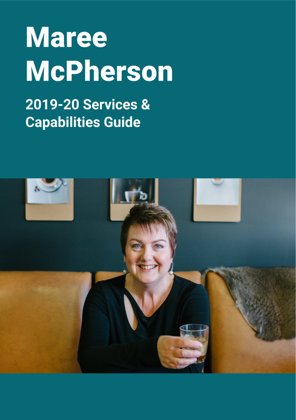 Maree McPherson Services and Capabilities Guide